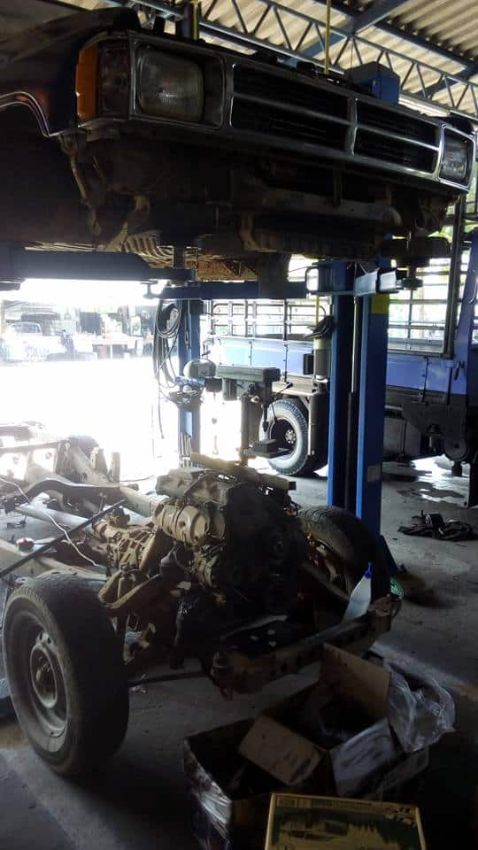 ซ่อมรถ - ช่างอู๊ดเซอร์วิส สันป่าตึง